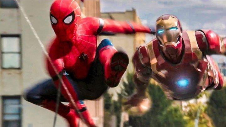 Сони показала два трейлера к новейшей части «Человека-Паука»