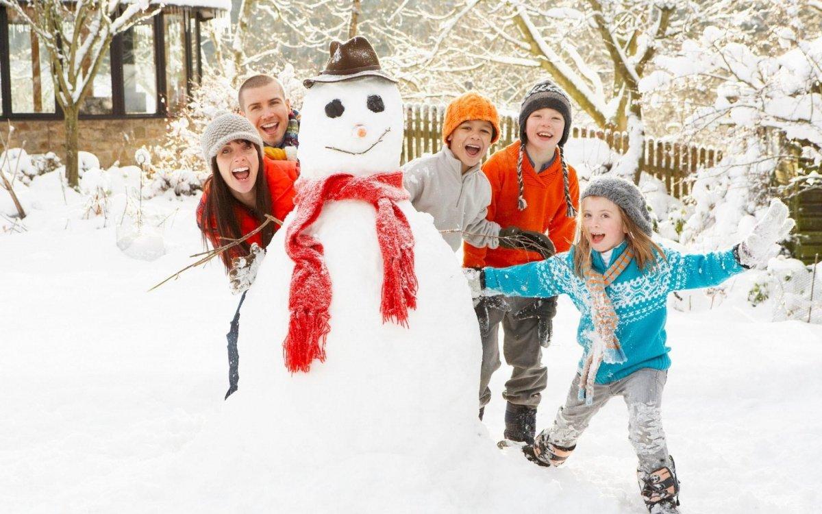 Проводимые праздники о зиме