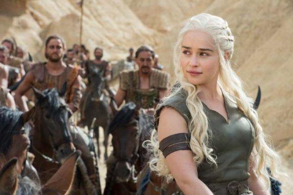 «Игра престолов» и«Молодой папа» стали самыми известными сериалами года в Российской Федерации